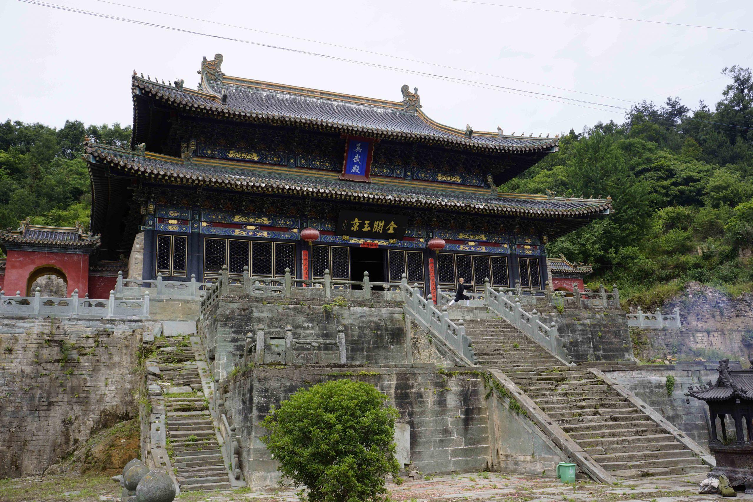 Wudang 5 Dragon Temple